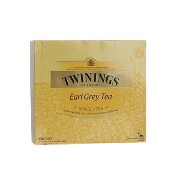 Twinings Goldline  Earl Grey Tea Bag 50's