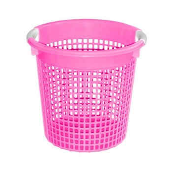 JCJ Plastic Laundry Basket # 1135