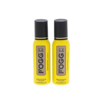 FOGG Fantastic Dynamic Fragrance Body Spray for Unisex 2x120ml