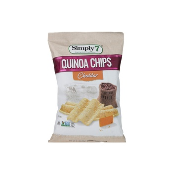 Simply 7 Chips Quinoa Cheddar 99g