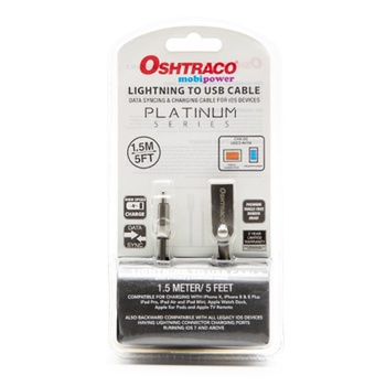 Oshtraco Usb To iOS Charging Cable