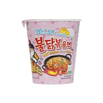 Samyang Cup N Hot Chicken Carbonara 80g