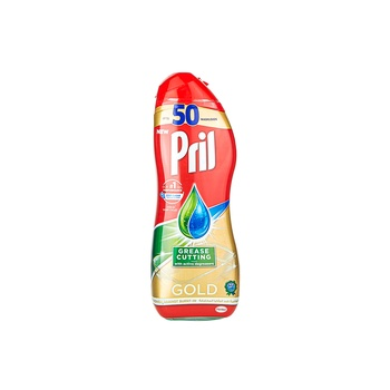 Pril Dish Washer Liquid All in 1 Gel Grease 1ltr