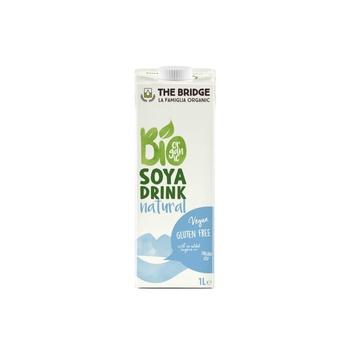 The Bridge Bio Soya Drink 1 Lts