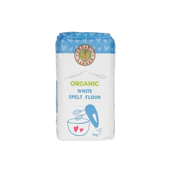 Organic Larder Organic White Spelt Flour 1Kg