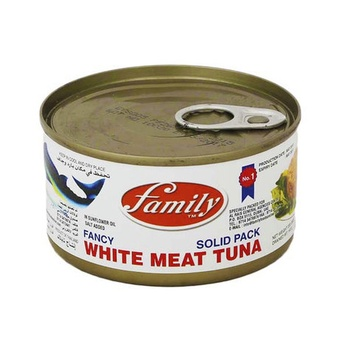 Family White Meat Tuna Solid 200g
