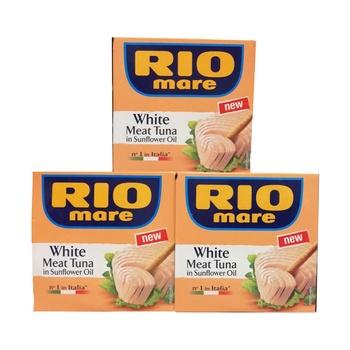 Rio Mare Tuna Sandwich Water 3 x 160gms @ Special Price