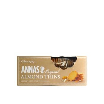Annas Biscuits Original Almond Thins 150g