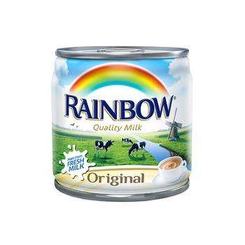 Rainbow evaporated milk 170ml