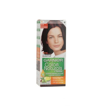 Garnier Color Naturals 3.6 Deep Red Brown