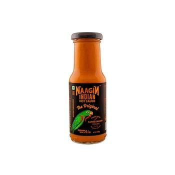 Naagin Indian Hot Sauce Original Flavor 230g