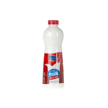 Al Rawabi Fresh Milk Low Fat 1ltr