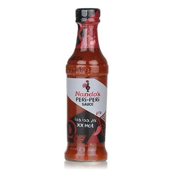 Nando's Extra Extra Hot Peri Peri Sauce 250ml