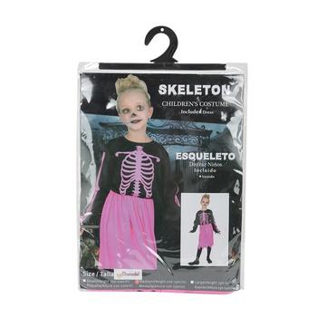 Chamdol Halloween Girl  Skeleton Costume