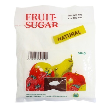 Modern Natural Fruit Sugar 500g