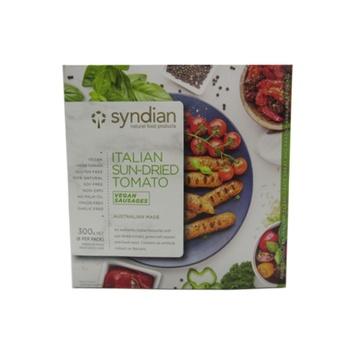 Syndian Italian Sun-Dried Tomato - Vegan Sausages 300g
