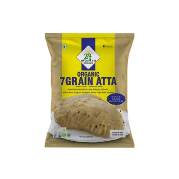 24 Mantra Org 7 Grain Atta 1kg