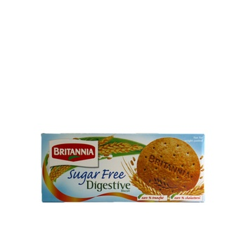 Britannia Digestive Sugar Free 350g