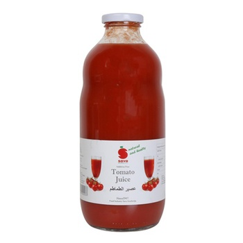 Sava Tomato Juice Glass 1 ltr