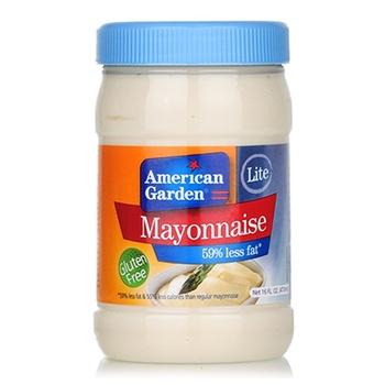 American Garden Mayonnaise Lite 16oz