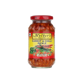 Mothers Recipe Norht Indian Style Carrot & Chilli Pickle 300g