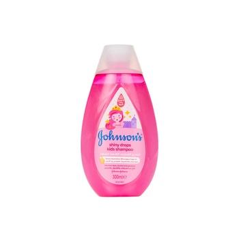 Johnson's Shiny Drops Kids Shampoo 300ml