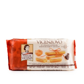 Vicenzi Long Finger 3 x 200g