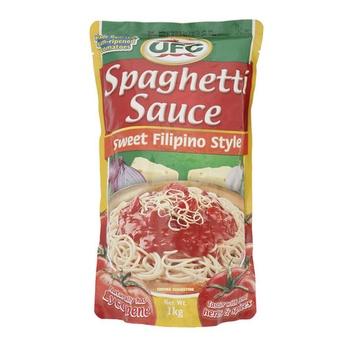 Ufc Spaghetti Sauce 1 Kg
