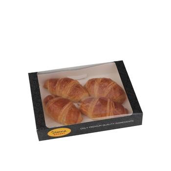 Vienna Bakery Almond Croissant 4 Pieces