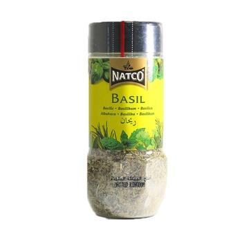 Natco Basil Jar 25g