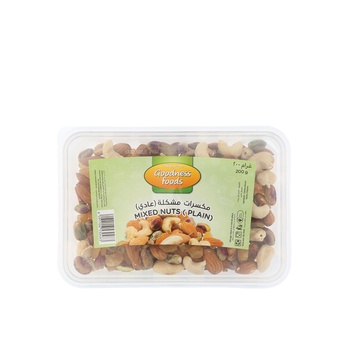 Goodness Foods Mixed Nuts (B) 200g