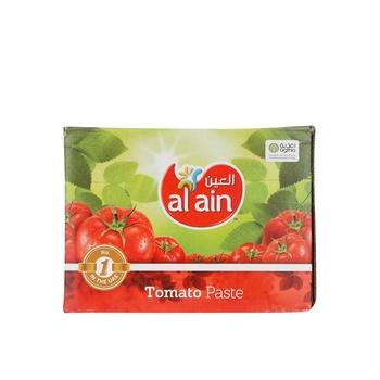 Al Ain Tomato Paste - Pouch 70Gms