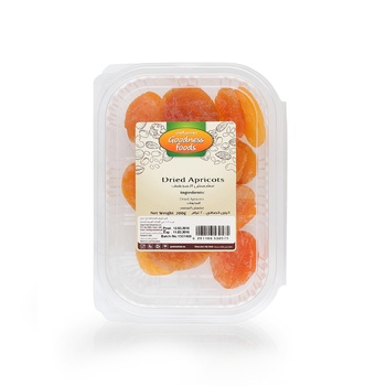 Goodness Foods Dried Apricot(Kirchi)(B) 200g