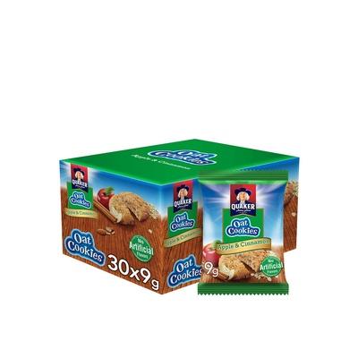 Quaker Oats Cookies Apple Cinnamon 30X9G