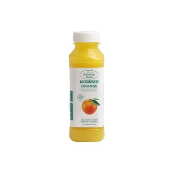 Goodness Foods Orange Juice 330 ml