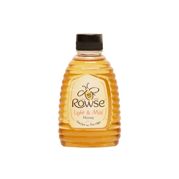 Rowse Squeezy Mild & Light Honey 340g