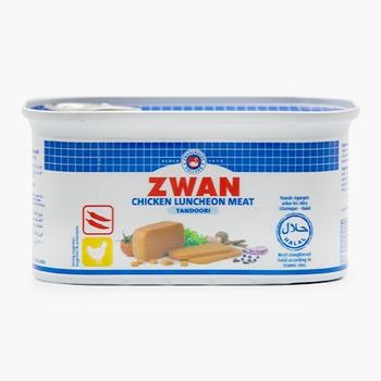 Zwan Chicken Luncheon Meat Tandoori 200g