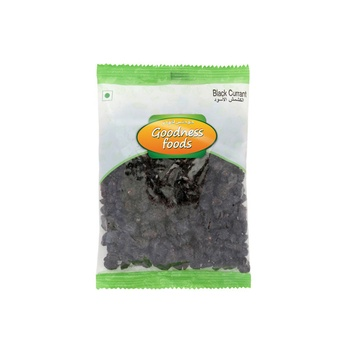 Goodness Foods Black Currant 250g