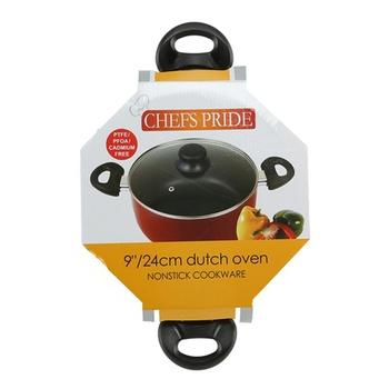 Chefs Pride Non Stick Dutch Oven 24cm