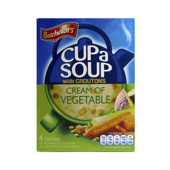 Batchelors Cream Of Vegetables With Croutons 122g