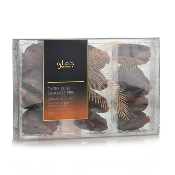 Jomara Dates With Orange Peel 200g