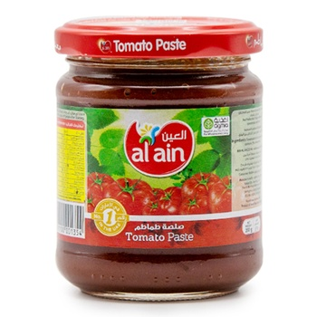 Al Ain Tomato Paste 200g