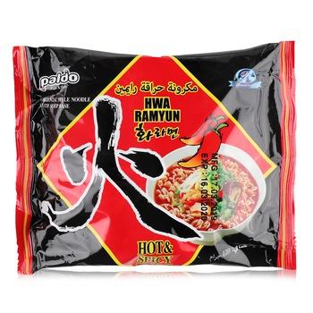 Paldo Hwa Ramyun Noodles 120G