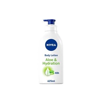 Nivea Body Lotion Aloe Hydration 625Ml