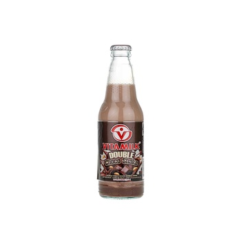 Vitamilk Double Chocolate Soymilk 300ml