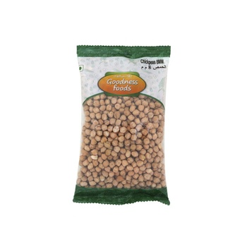 Goodness Foods Chickpeas 500g