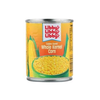 Libbys Whole Kernal Corn 248g