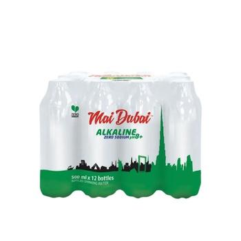 Mai Dubai Alkaline Zero 12 x 500ml