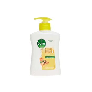 Dettol Nourish Antibacterial Hand Wash Honey & Shea Butter 200 ml