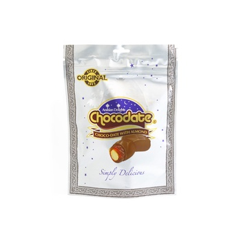 Chocodate Chocolate With Almond 90g